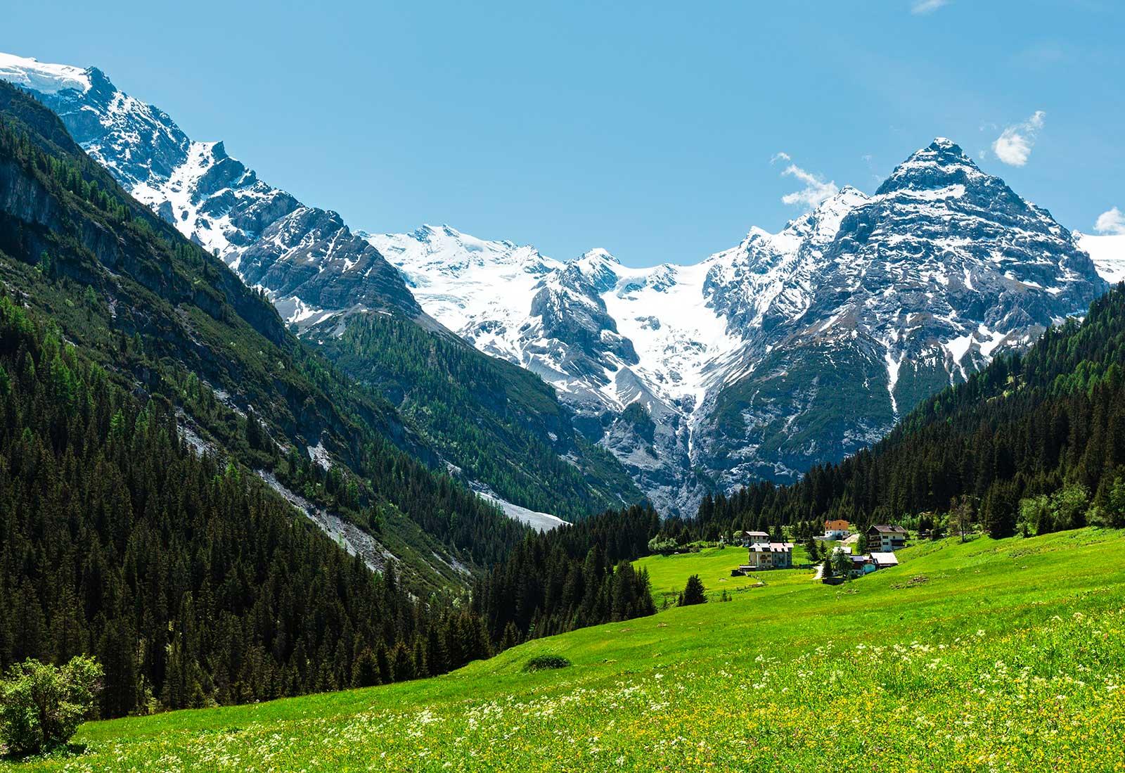 Passo dello stelvio organizza le tue vacanze in montagna for Vacanze nord italia montagna