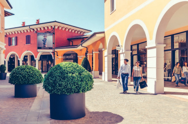 Fashion District Mantova Outlet