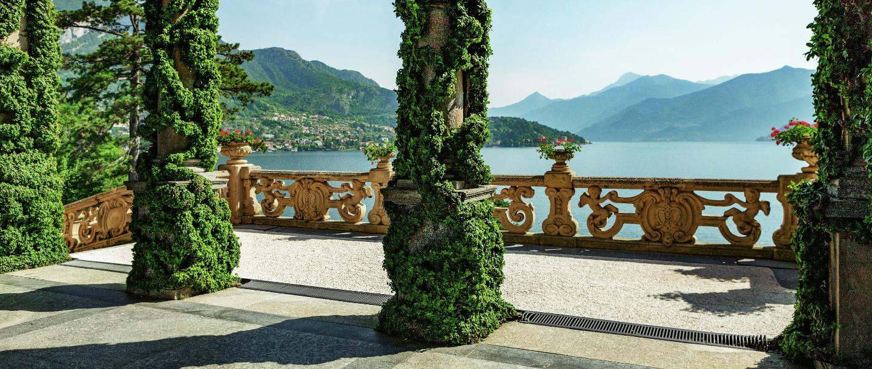 Villa del balbianello lago di como turismo in lombardia for Lago villa del conte