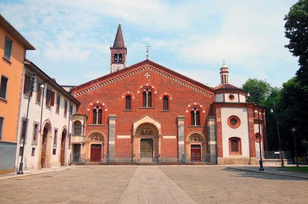 Chiesa di sant eustorgio chiese milano milano turismo for Piazza sant eustorgio