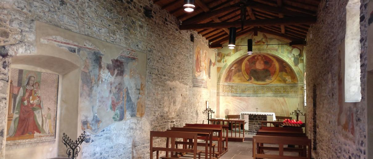 Chiesa di San Giovanni Battista Varenna