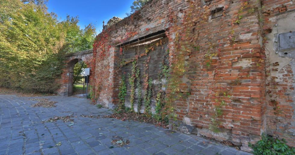 Parco bastioni di Porta Mosa