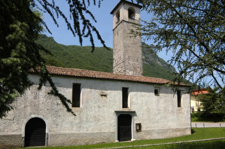 Chiesa Romanica Santa Maria ad Undas