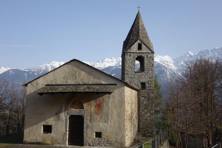 Chiesa dei Santi Rocco, Sebastiano e Cristoforo