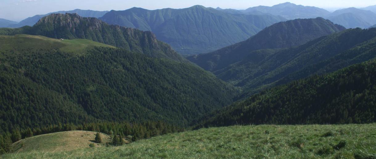 Il parco e l'Ecomuseo della Val Sanagra
