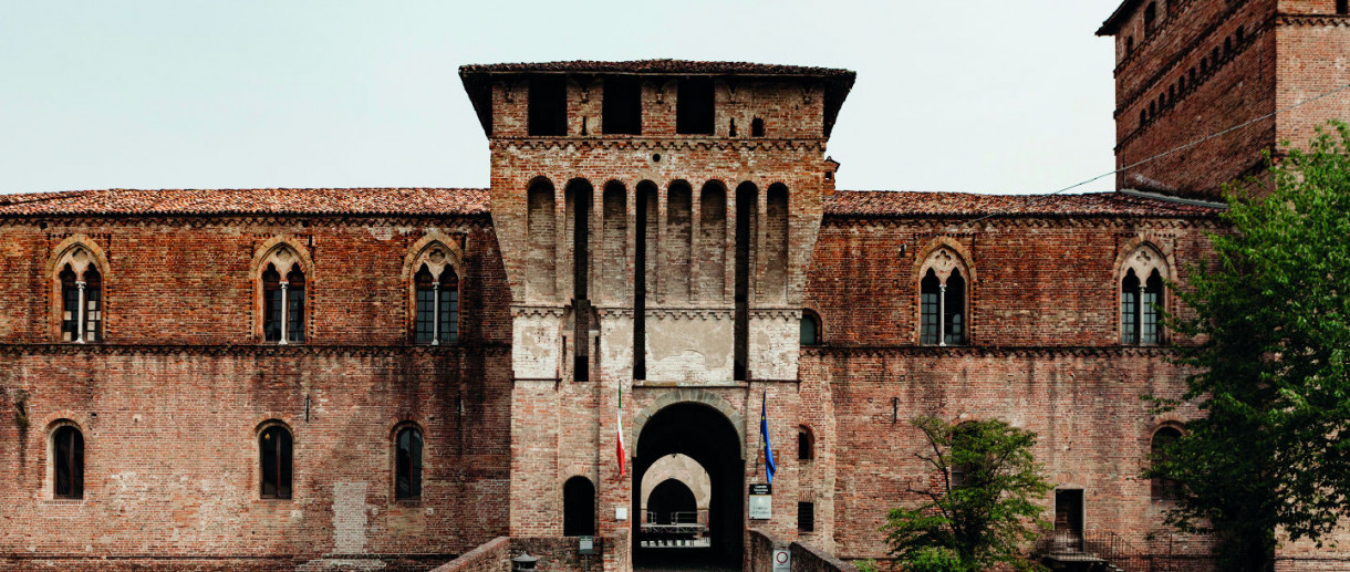 Castello Visconteo di Pandino