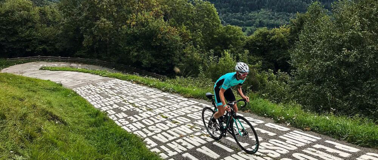 Muro di Sormano in bici