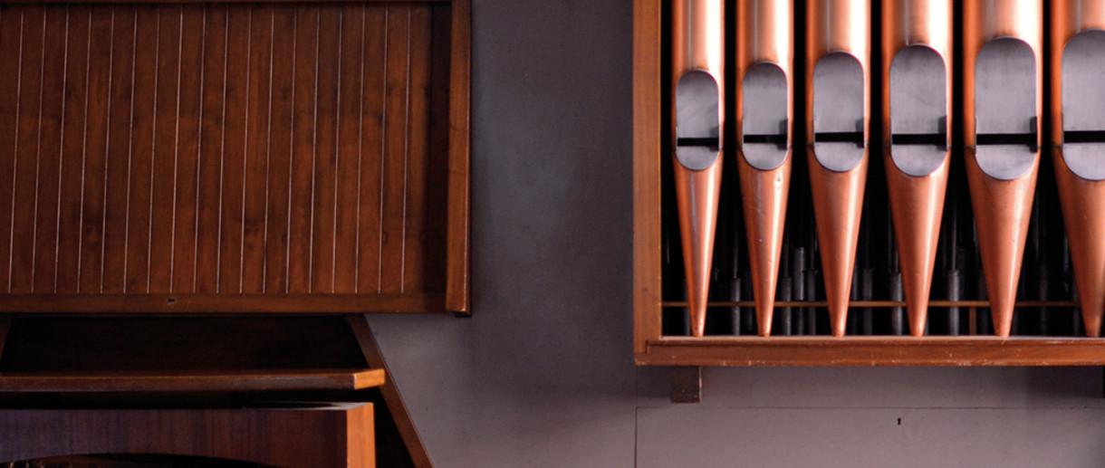 Il museo d'arte organaria a Crema