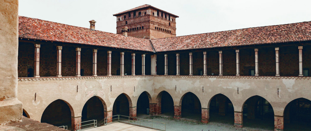 Castello Visconteo Pandino