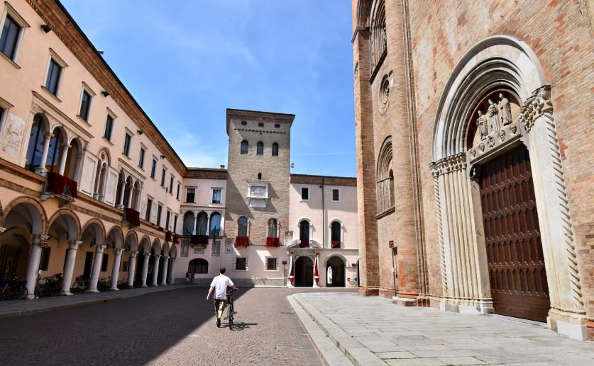 Crema Piazza Duomo