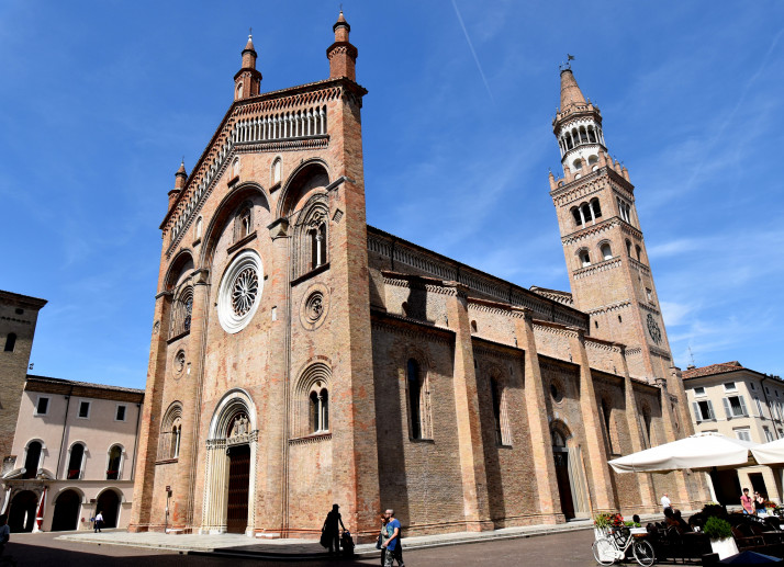 Crema, il Duomo