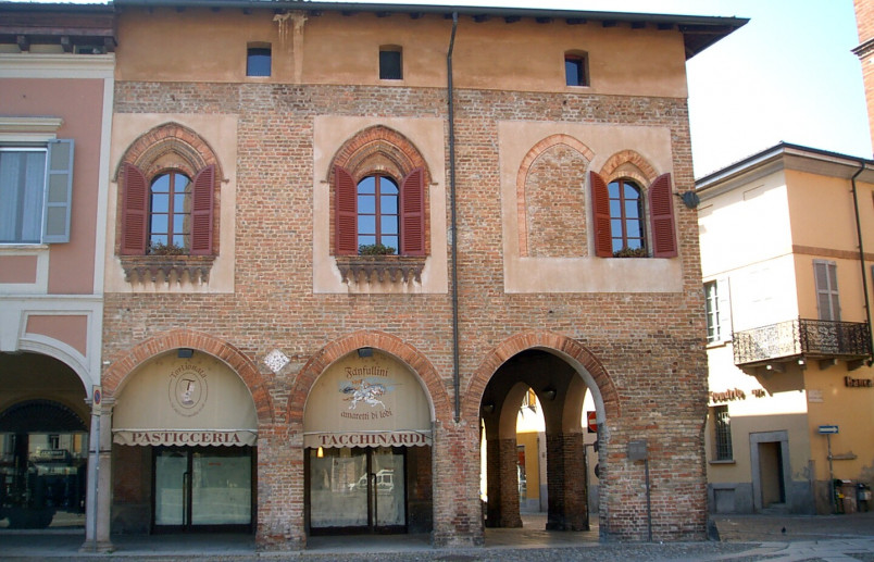 Palazzo Vistarini Lodi
