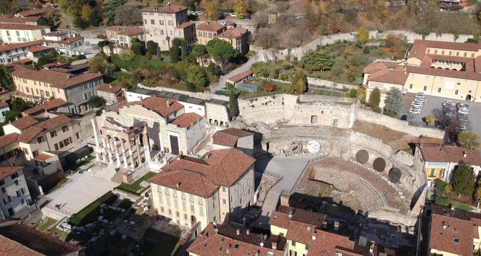 Brixia - Parco archeologico di Brescia
