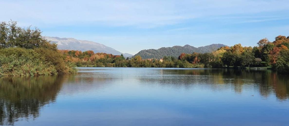 La magia del Lago di Sartirana