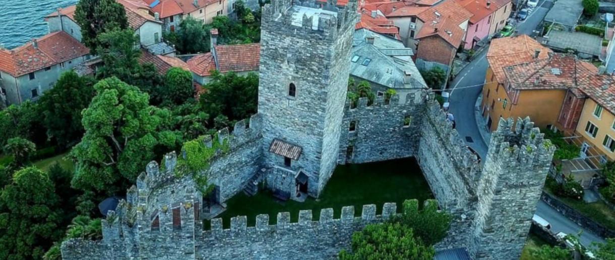 Il castello di Rezzonico