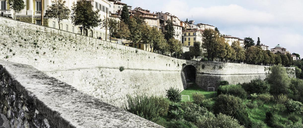 Venetian Walls Bergamo