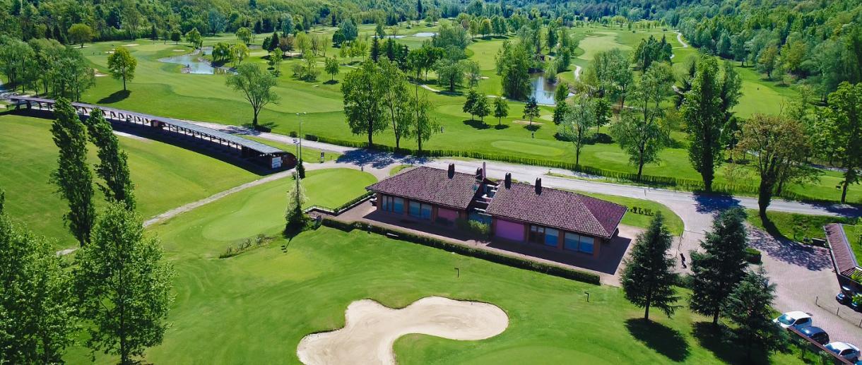 Villa Paradiso Golf Club, Cornate d'Adda (MB)