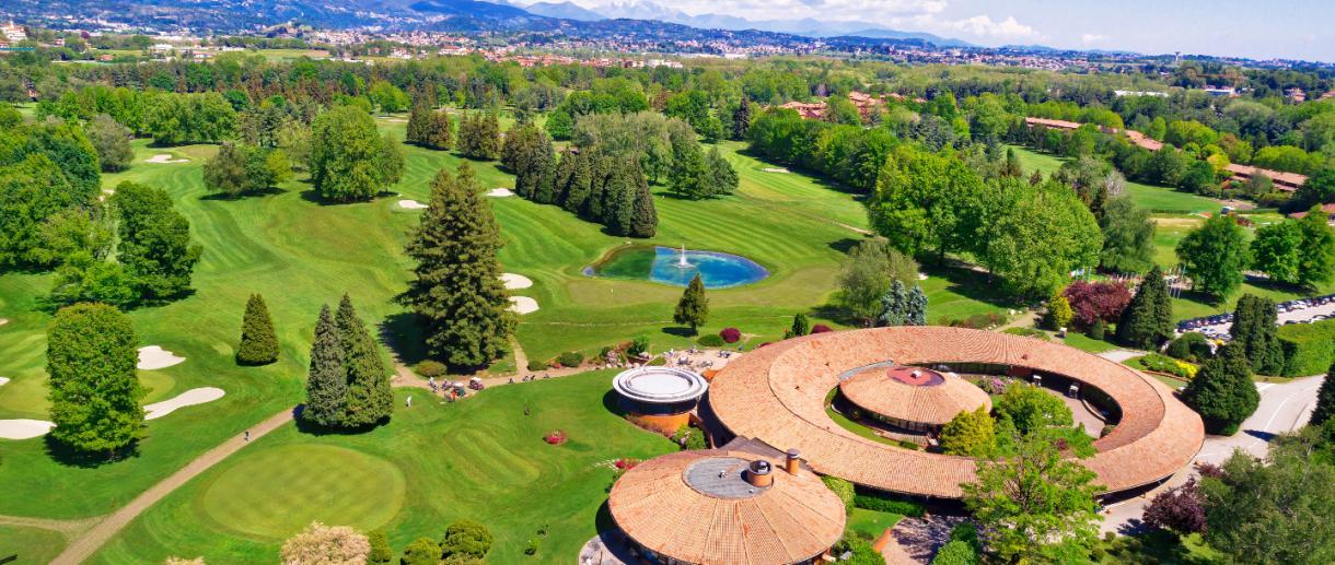 Golf Club Monticello, Cassina Rizzardi, Como