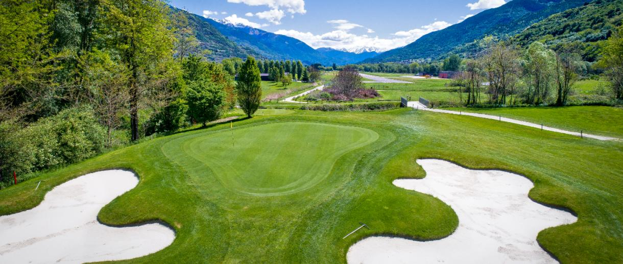 Valtellina Golf Club, Caiolo (SO)