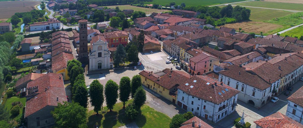 Castelponzone, Borghi Cremona