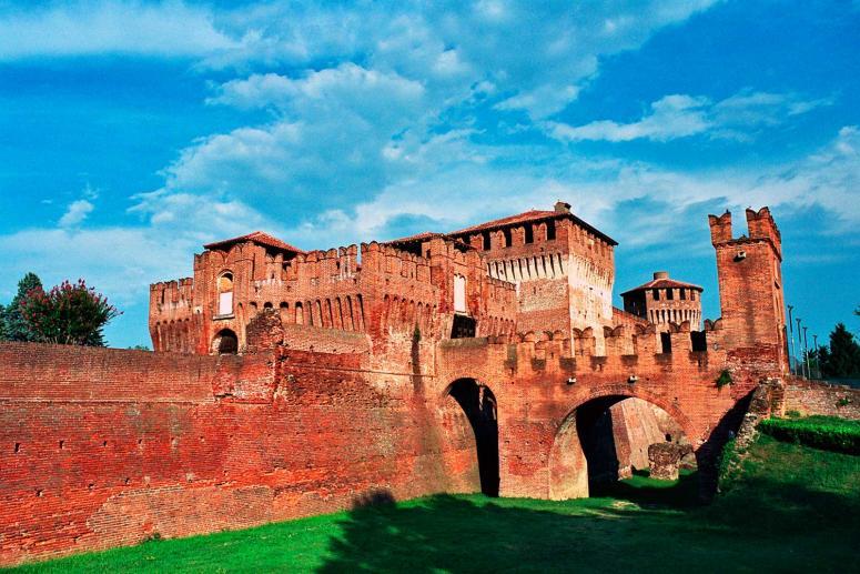 Rocca von Soncino und