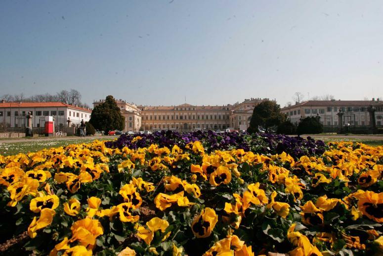 Königliche Gärten von Monza
