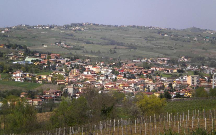 Bourg de Santa Maria della Versa