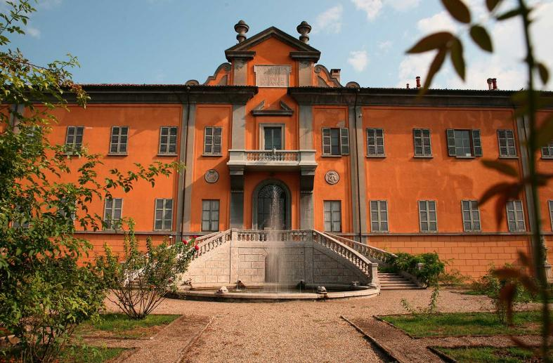Jardín botánico de la Universidad de Pavia
