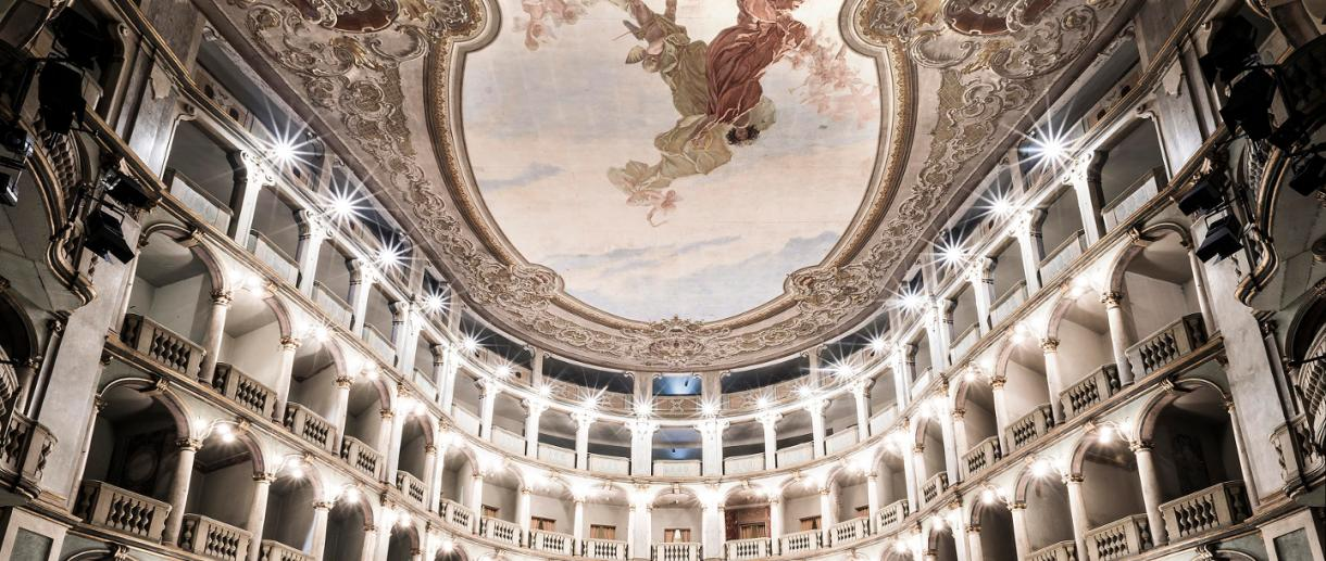 Fraschini theatre