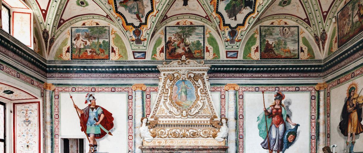 Palazzo Vertemate Franchi