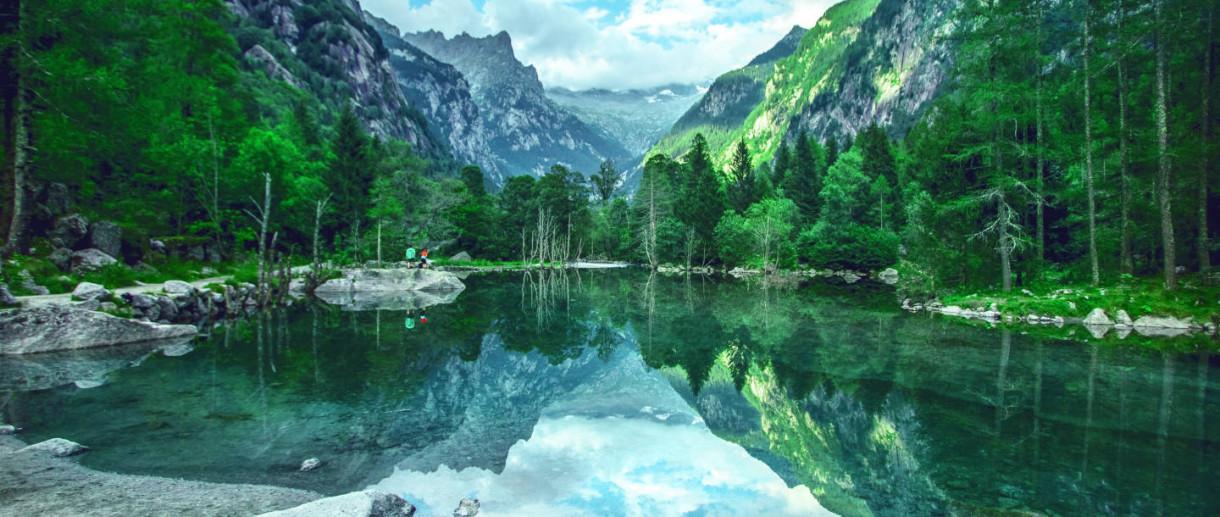 Riserva Naturale della Val di Mello