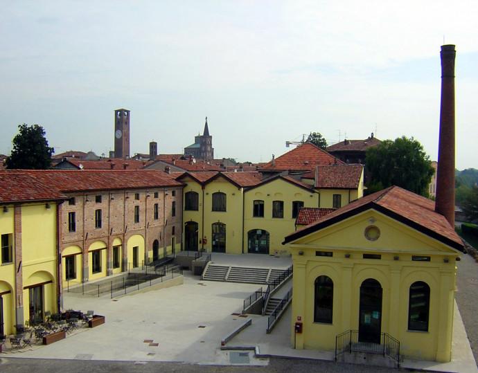 Il Museo della Seta