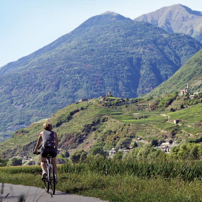 Picnic areas - Sentiero Valtellina