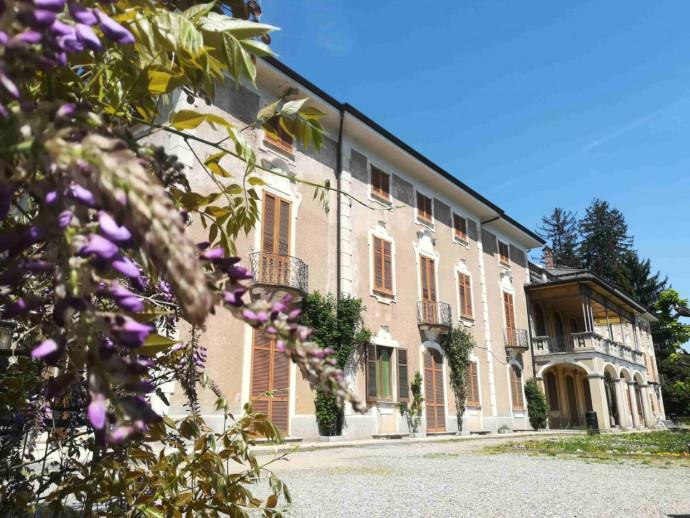 Villa Torelli Mylius