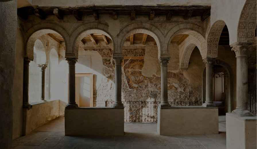 Al suo interno il Museo storico del Cinquecento