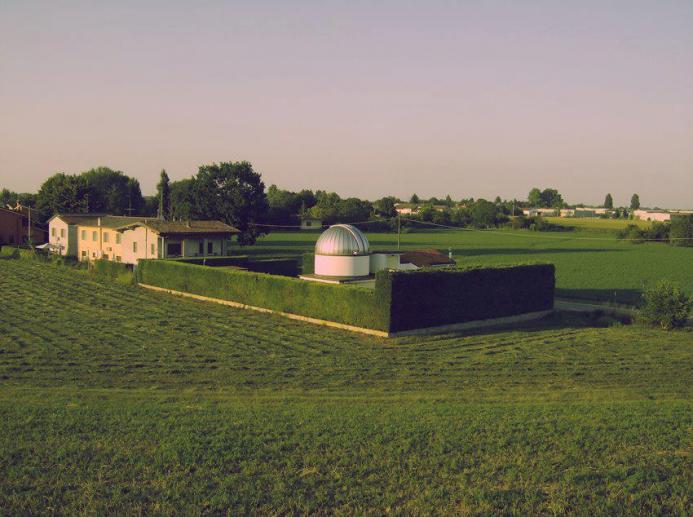 Osservatorio astronomico di San Benedetto Po