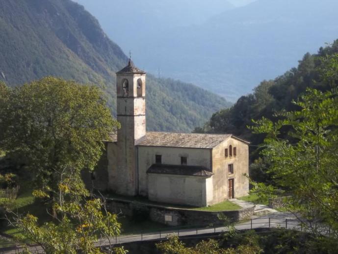 Chiesa di San Pietro a Cagnoletti
