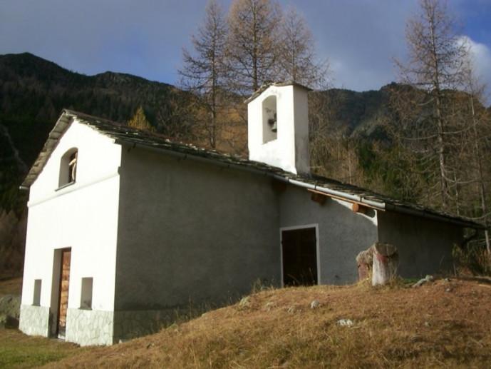 Chiesa di Sant'Abbondio all'Alpe Lago