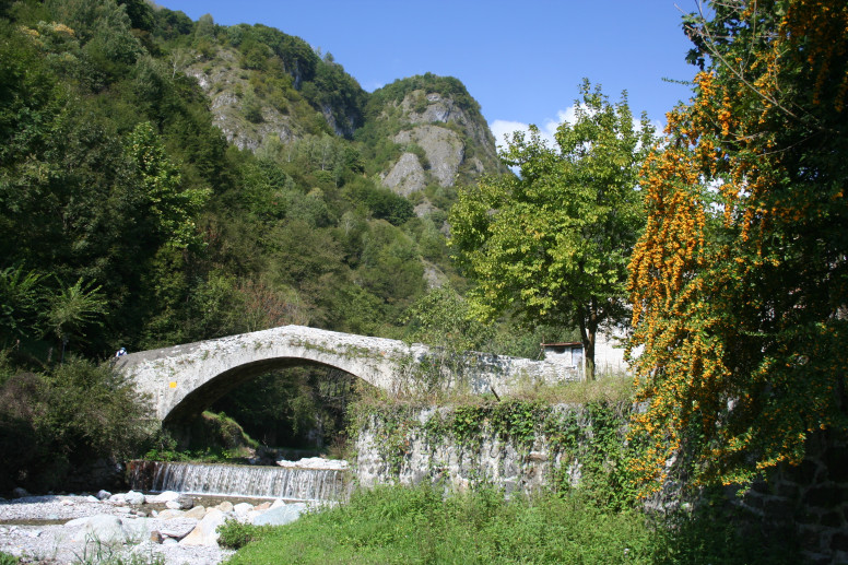 Parco Val Sanagra - Mulino Carliseppi