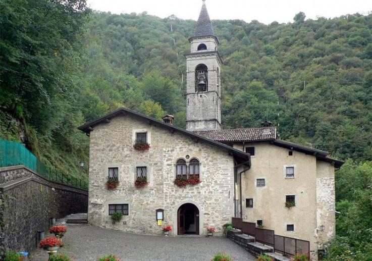 Il Santuario della Madonna del Perello
