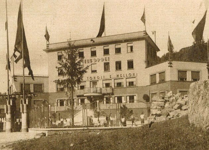 Museo Memoriale di Sciesopoli Ebraica - Casa dei Bambini di Selvino