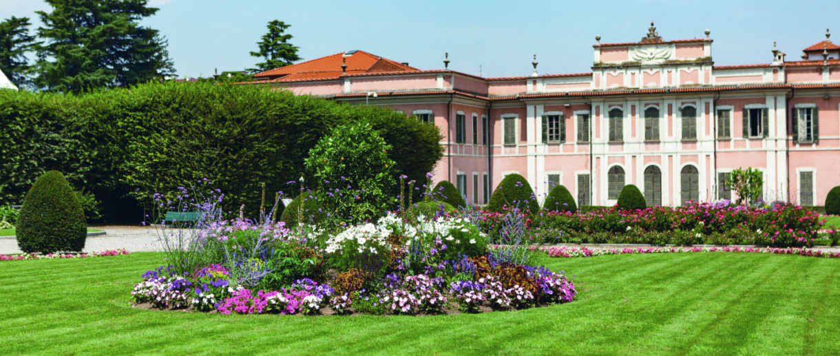 The Gardens of Palazzo Estense