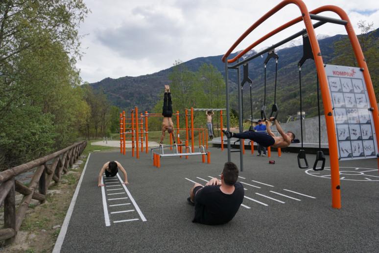 Fitness Park Piateda