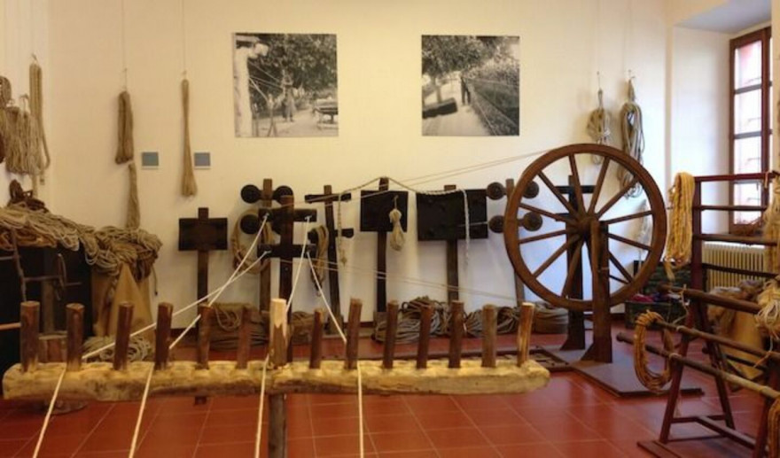 The Ropemakers' Museum