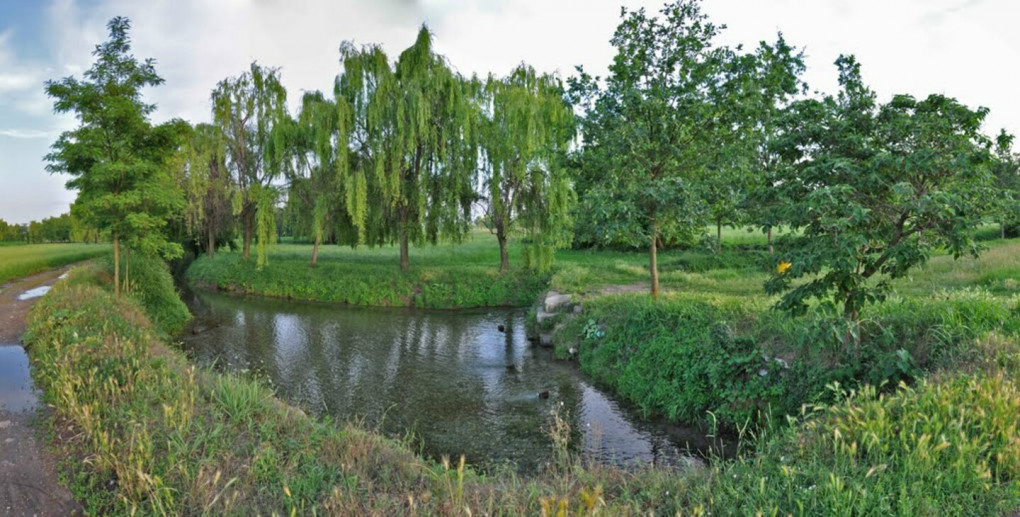 Parco del fiume Tormo
