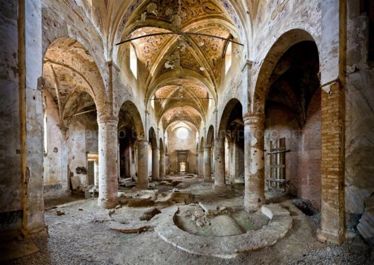 La chiesa di San Zavedro