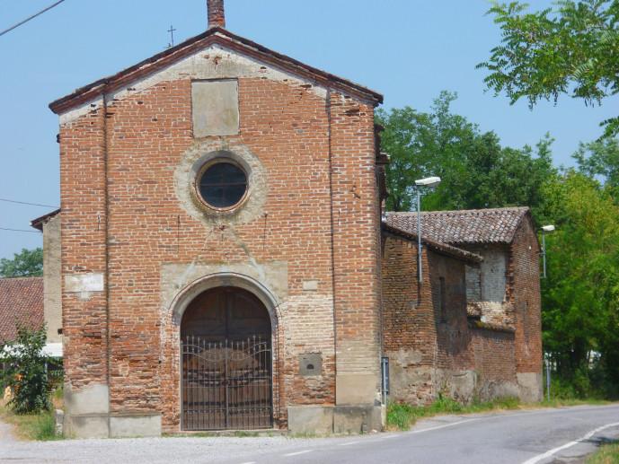 La chiesa di Santa Maria della Neve