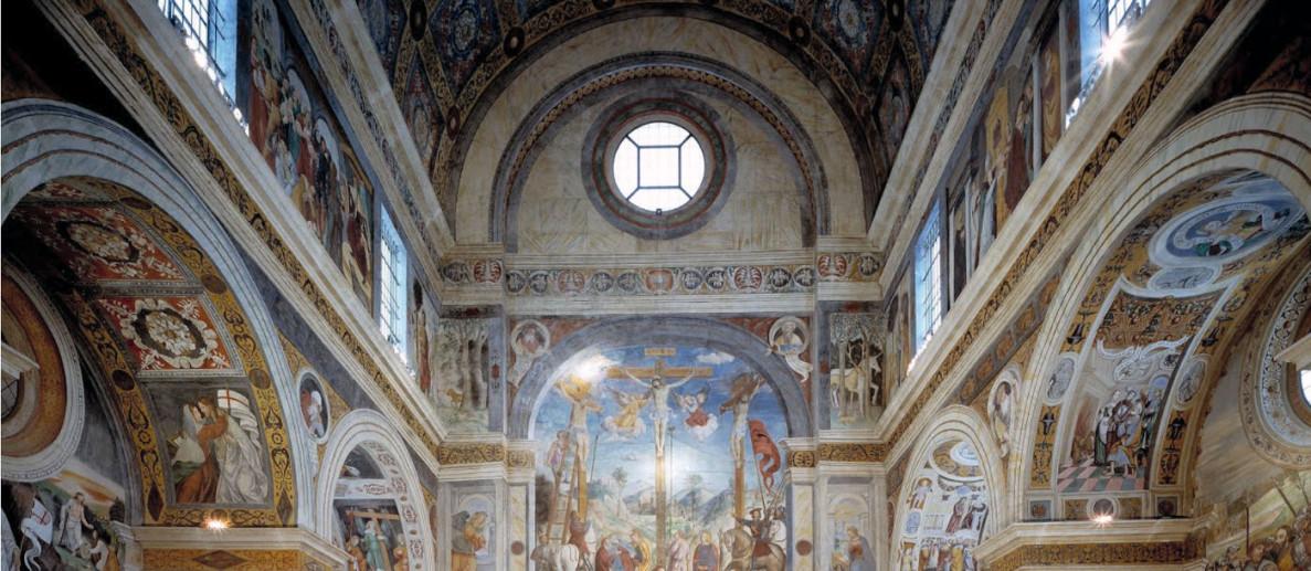 Coro delle monache - Metà XV secolo d.C.