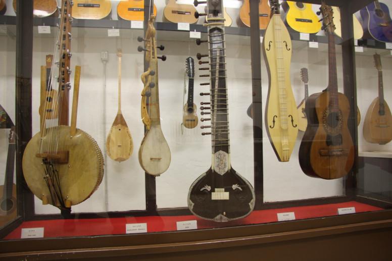 Museo dello Strumento Musicale e della Musica