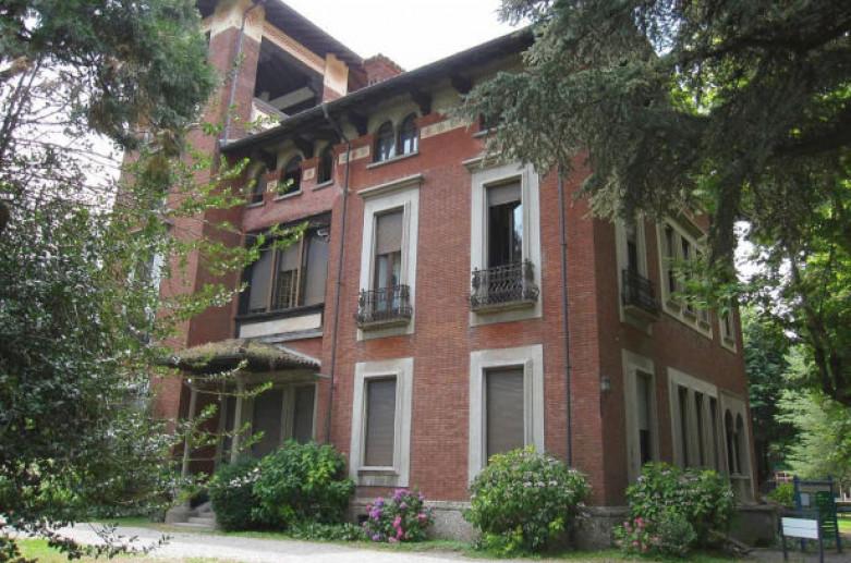 Parco e Biblioteca di Villa Braila